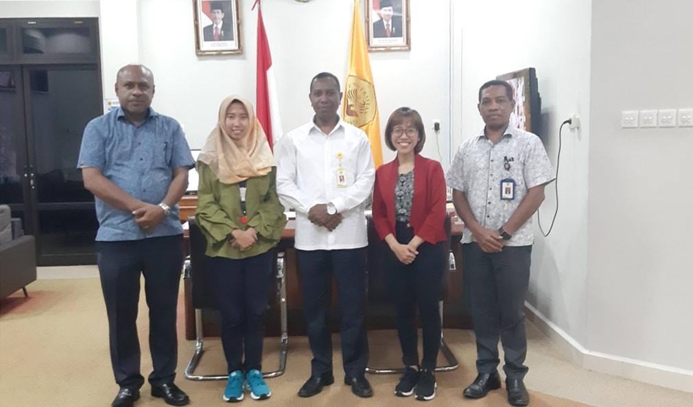 Implementasi Sistem Informasi Admisi (PMB) dan Akademik di Universitas Cenderawasih Papua
