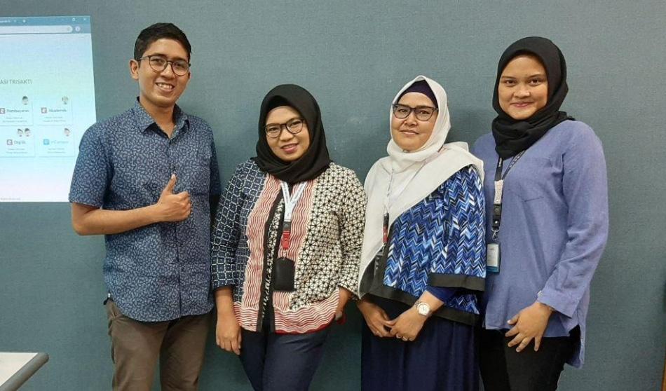Implementasi Pembayaran Terintegrasi dengan BNI di STMK Trisakti Jakarta