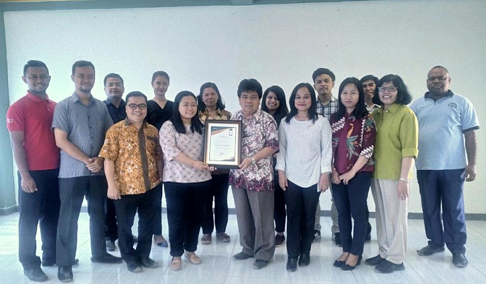 Implementasi eCampuz Cloud di STT Kadesi Yogyakarta