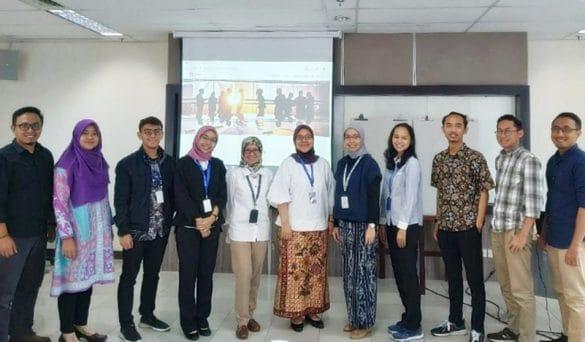 Pelatihan ePlagiarisme & eAkademik Serta Workshop eSPMI di PPM Manajemen Jakarta 6