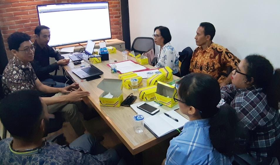 Paparan Pra Implementasi Sistem Informasi Anggaran dan Keuangan UNCEN