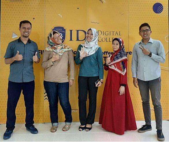 Implementasi Sistem Informasi Pembayaran eCampuz di IDS Digital College Jakarta 8