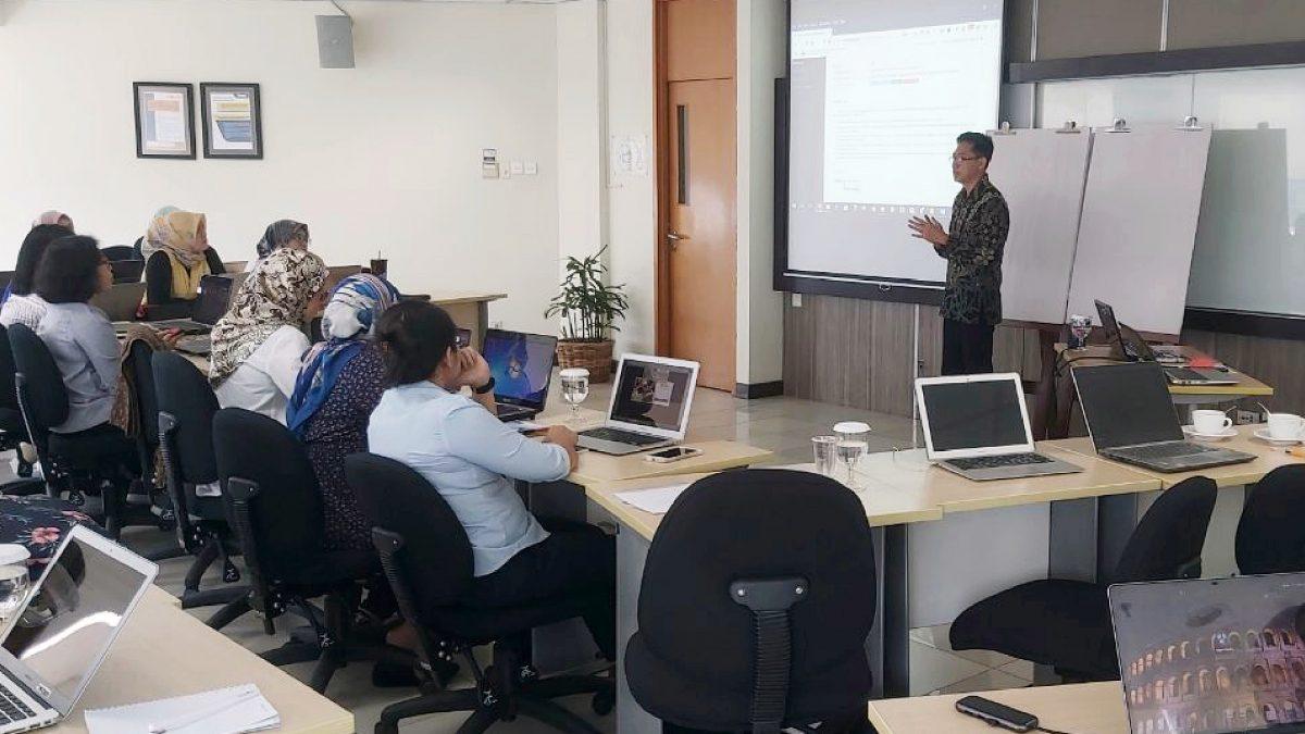 Pelatihan & Sosialisasi Aplikasi eSPMI di PPM Manajemen Jakarta