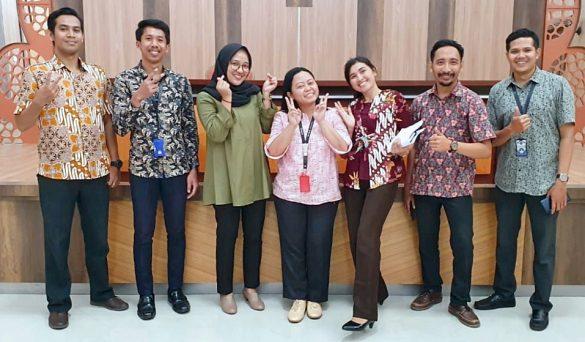 Pelatihan ePustaka eCampuz Cloud di STP Mataram 2