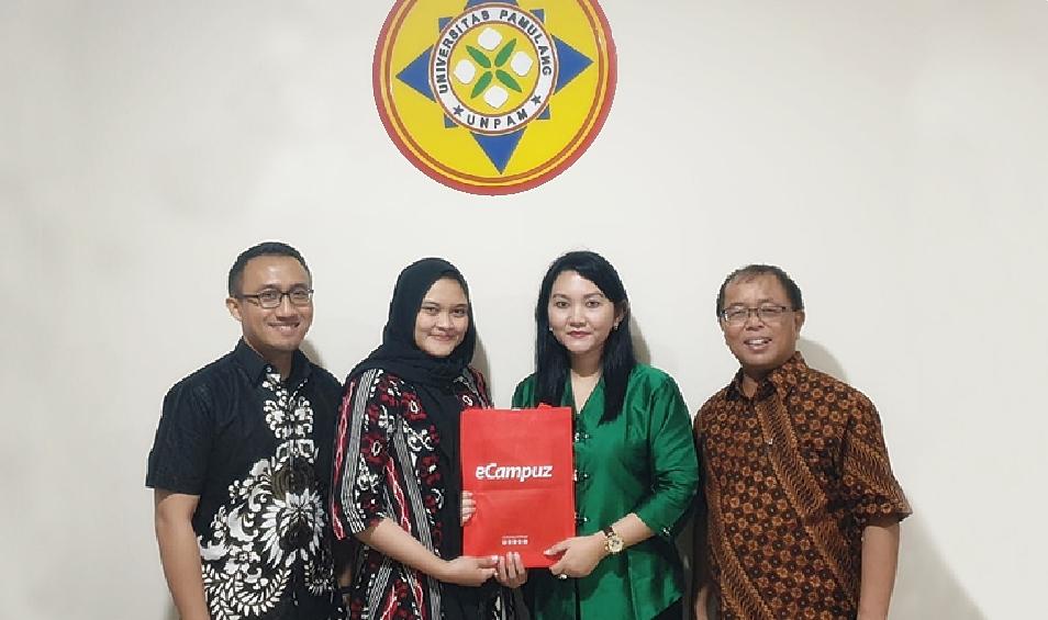 Diskusi Hangat Bersama Jajaran Pimpinan Universitas Pamulang