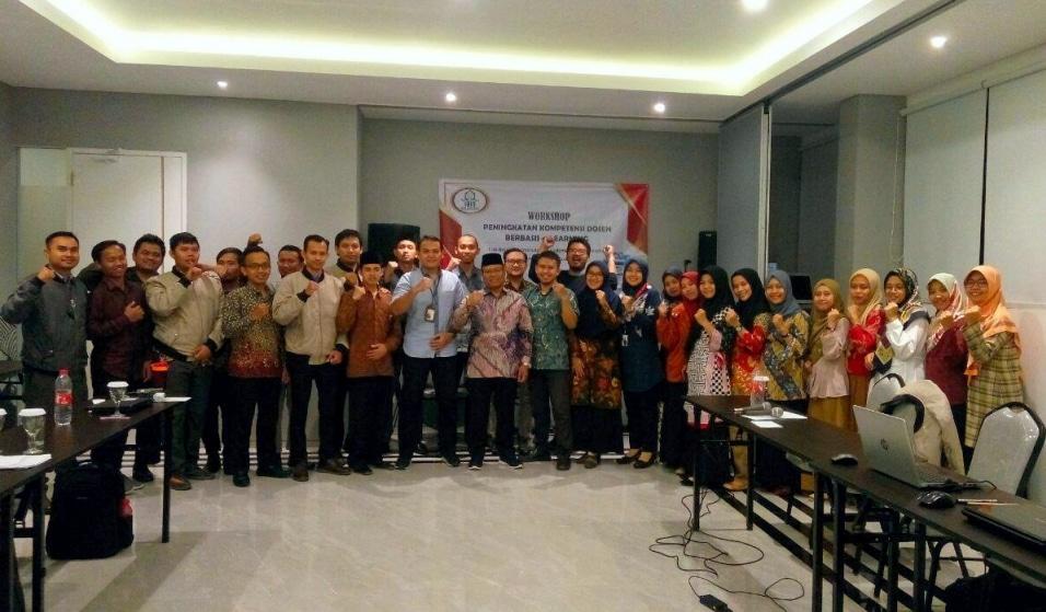 Workshop Peningkatan Kompetensi Dosen Berbasis E-Learning IAIN Surakarta