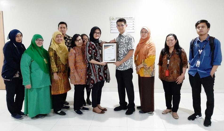 Implementasi eCampuz Cloud di AKPER Hermina Manggala Husada Jakarta