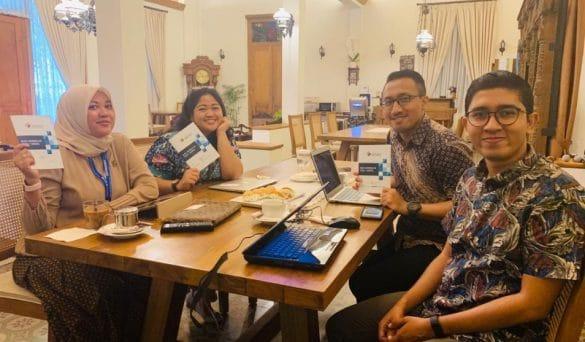 Diskusi Santai Bersama Tim PPM Manajemen Jakarta 3