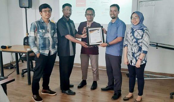 Implementasi eCampuz Cloud di STIKES Madani Yogyakarta 3