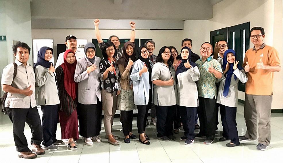 Implementasi eCampuz Cloud di STSRD Visi Yogyakarta
