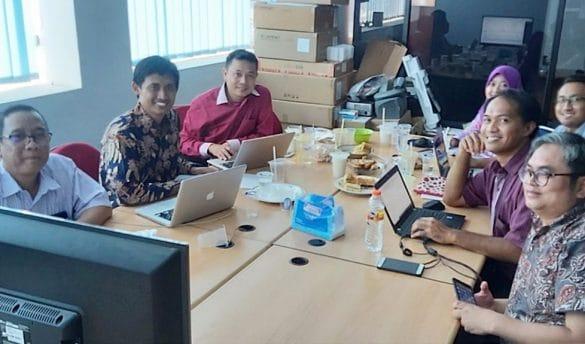 Assesment Infrastruktur & Pengembangan Sistem Informasi Akademik UNTIRTA Banten 1