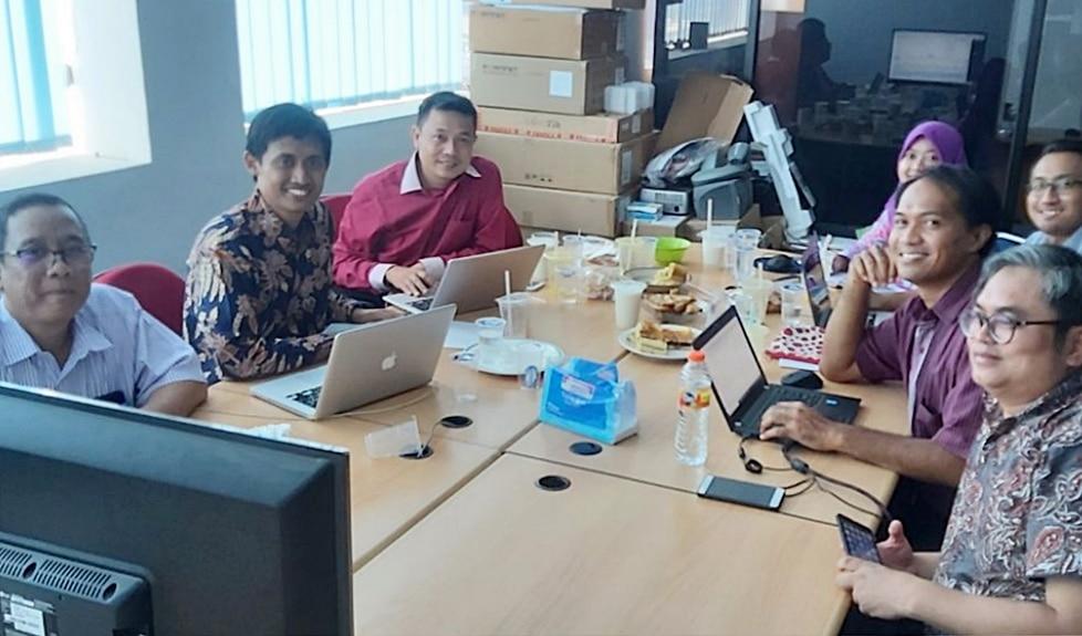 Assesment Infrastruktur & Pengembangan Sistem Informasi Akademik UNTIRTA Banten