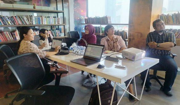 Perjalanan Mengunjungi Pelanggan eCampuz Cloud di Jakarta 7