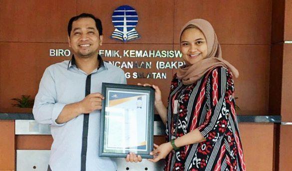 Transfer Knowledge Aplikasi eBudgeting di Universitas Terbuka Jakarta 9