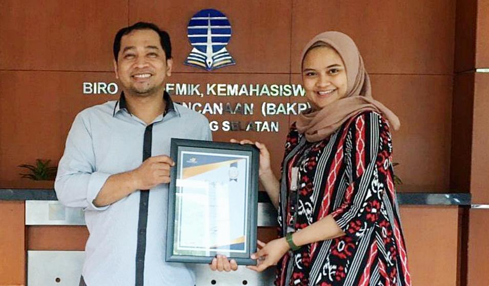 Transfer Knowledge Aplikasi eBudgeting di Universitas Terbuka Jakarta