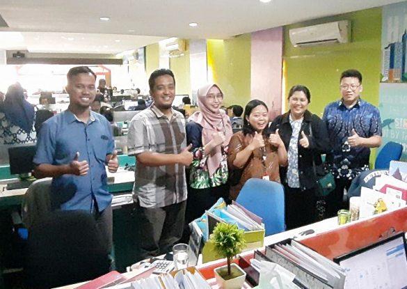 Pendampingan Implementasi eCampuz Cloud untuk Pimpinan UKiP Sorong 1