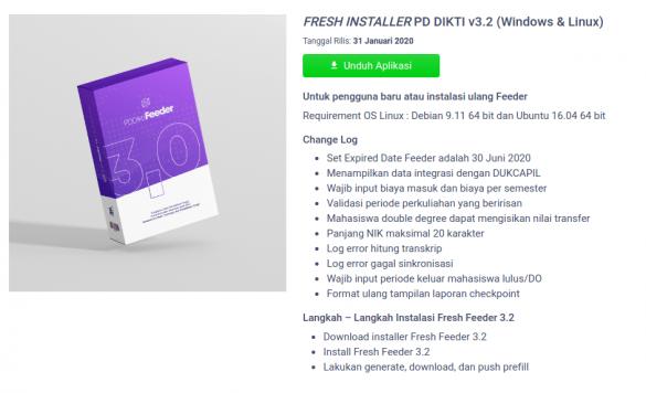 8 Langkah Mudah Install PDDIKTI Feeder di Linux 42