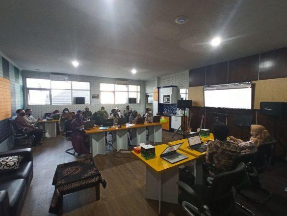 Rapat Koordinasi & Progress Report Bersama LLDIKTI V Yogyakarta 12