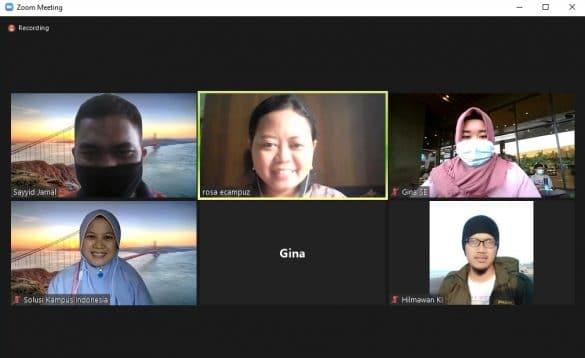Retraining Aplikasi eAnggaran AKPER Hermina Manggala Husada Jakarta 3
