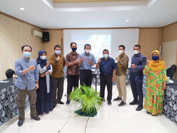 Koordinasi Pengembangan Sistem Informasi Universitas Riau (UNRI) Tahun 2021 5