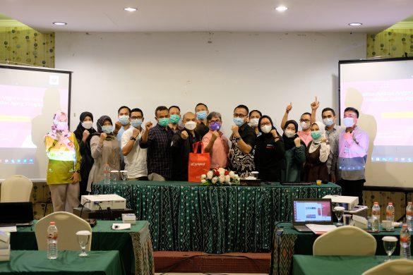 Pelatihan Aplikasi eBudgeting dan eFinansi UNTIRTA 8