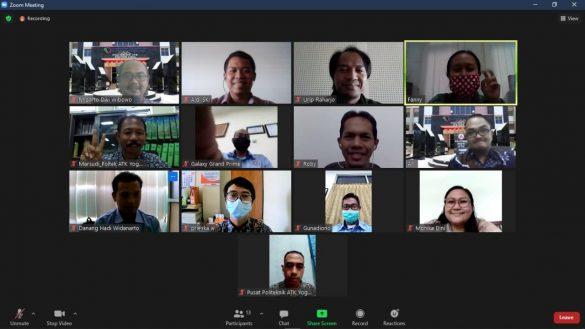Proses Upgrading Aplikasi Akademik Milik Politeknik ATK Yogyakarta 2