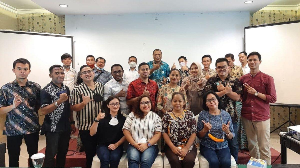 Pelatihan eBudgeting & eFinansi Universitas Cenderawasih