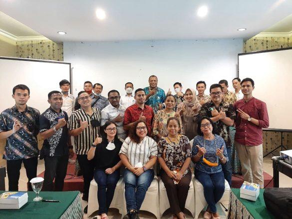 Pelatihan eBudgeting & eFinansi Universitas Cenderawasih 10
