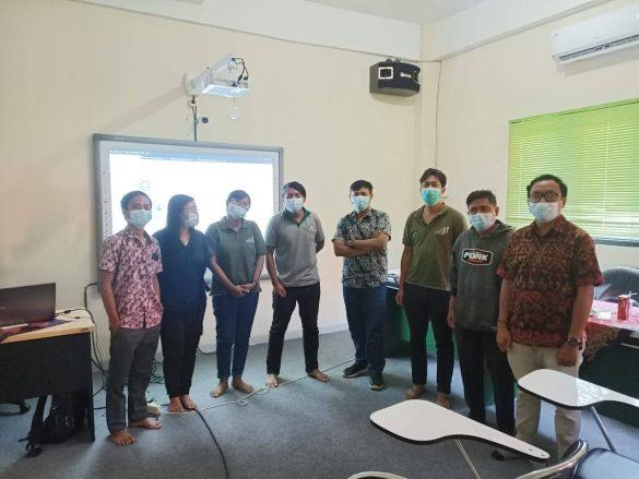Pelatihan Refreshment eCampuz Cloud ATRO Bali 9