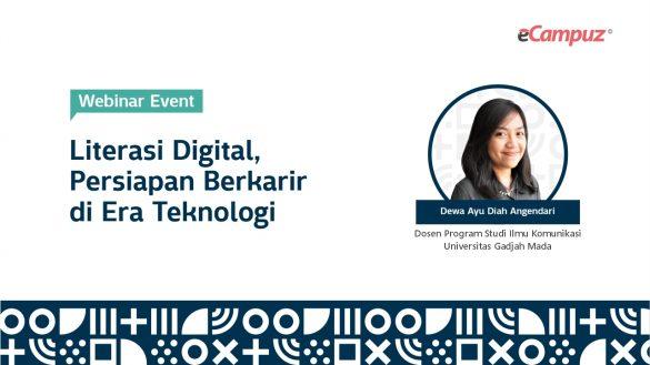 Webinar Seri 29: Literasi Digital, Persiapan Berkarir di Era Teknologi 7