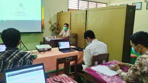 IKIP PGRI Wates: Pelatihan Penggunaan Aplikasi eCampuz Cloud 3