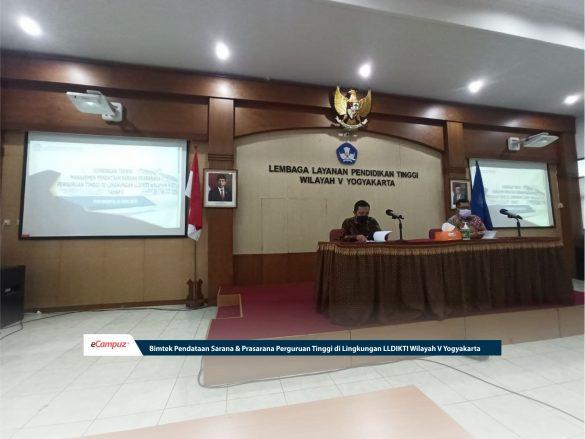 Bimtek Pendataan Sarana & Prasarana Perguruan Tinggi di Lingkungan LLDIKTI Wilayah V Yogyakarta 7